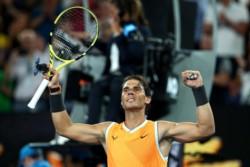 En menos de dos horas de partido, Rafa Nadal superó por 6-3, 6-4 y 6-2 al estadounidense Frances Tiafoe.