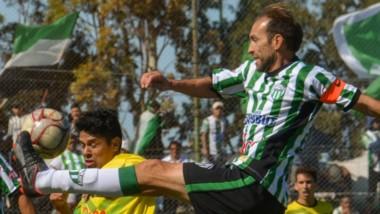 Walter Dencor, uno de los integrantes de la dupla técnica de Germinal para el Apertura 2019 liguista.