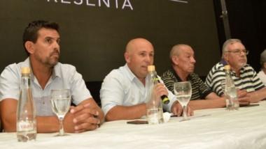 En una asamblea general frente a los socios del club, el presidente Gustavo Sastre presentó las bases del nuevo proyecto de la institución.