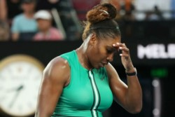 La maldición de Serena. En el Open de Australia 2017 consiguió su 23º Grand Slam. A un GS del récord de Margaret Court.
