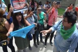 Nena violada en Jujuy: grupos