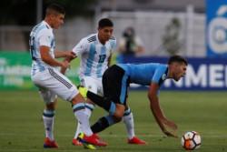Ahora al Sub 20 argentino le alcanza el empate ante Perú para clasificar.