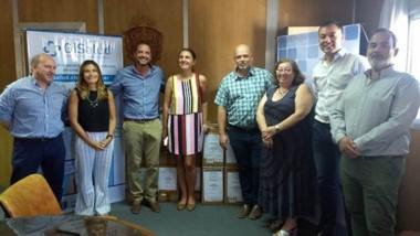 El ministro Adrián Pizzi recibió a los directores de las Áreas Programáticas para planificar el abordaje de la contigencia epidemiológica.