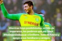 Lionel Messi se suma al pedido por Emiliano Sala: