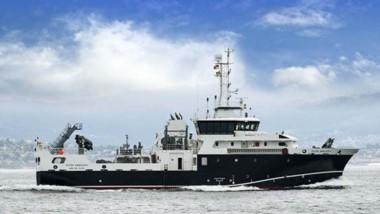 """Los científicos del INIDEP navegarán más de un mes en el BIP """"Víctor Angelescu""""."""