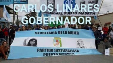 El mensaje de apoyo de las mujeres de Puerto Madryn para que el intendente de Comodoro sea el candidato.