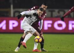 Inter cayó frente a Torino y quedó en la tercera posición.