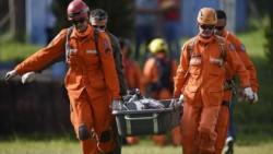 La rotura de una presa que almacenaba aguas residuales en el municipio de Brumadinho  causó la muerte de al menos 58 personas.