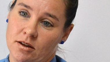 Dato. Laura Mirantes, jefa de la Comisaría de la Mujer, reveló cifras.