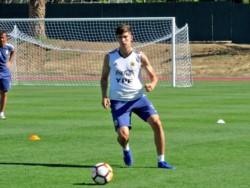 Por un corte en la boca sufrido contra Uruguay, Leonardo Balerdi fue desafectado del Sudamericano Sub 20.