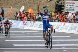 El francés Julian Alaphilippe, ganó la segunda etapa de la Vuelta a San Juan.