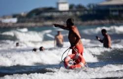 Un hombre de 40 años, oriundo de Tucumán, murió ahogado en Punta Mogotes, a la altura del balneario 10.