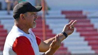 """""""Saldremos a buscar el partido ante USMA. Este equipo no sabe salir a defenderse"""", dijo Giordanella."""