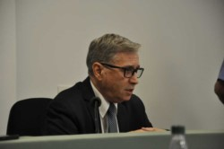 Juez Penal Sergio Piñeda
