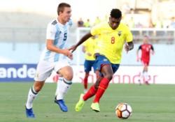 La Sub 20 Argentina necesita un resultado positivo contra Colombia en el Sudamericano de Chile.