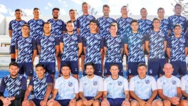 Se realizó la presentación del plantel de Guillermo Brown que desde el domingo comenzará a jugar la segunda parte del torneo de la B Nacional.