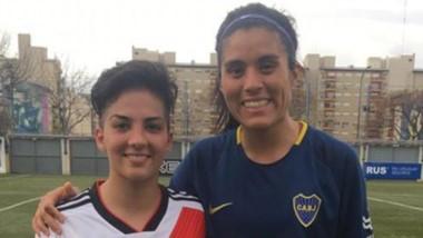 """Florencia  """"Flor"""" Fernández  y Johana """"Yoko"""" Barrera volverán a enfrentarse el 9 de febrero."""