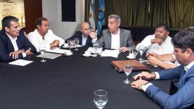 Encuentro en Buenos Aires. Para el 5 de febrero se presentará la propuesta al Gobierno Nacional.