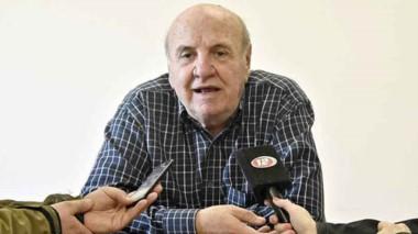 Duro. El administrador del Puerto refutó al presidente Macri.