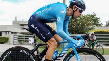 Eduardo Sepúlveda arribó en la 54ª posición en los 185.8 kilómetros de la cuarta etapa de competencia.
