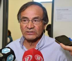 Juan Maldonado, delegado regional del Sindicato de Panaderos