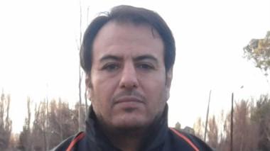 Aldo Bisconti, entrenador de la primera división de rugby de Bigornia.