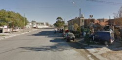 El hecho ocurrió en el barrio Covitre de Puerto Madryn