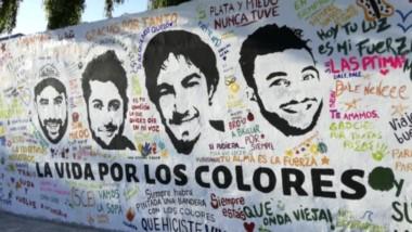 Una pintura callejera recordará a los jóvenes muertos en un accidente.