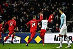 Andrezieux, equipo de la Cuarta División de Francia, eliminó al Olympique de Marsella (Ligue 1) de la Copa de Francia.