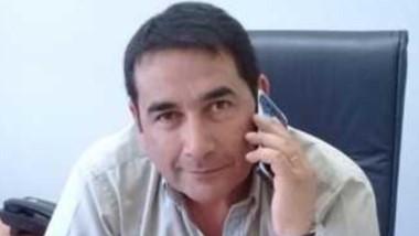 El comisario Eduardo Chemín, el jefe de la Brigada de Investigaciones.