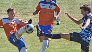 Guillermo Brown, que se prepara para la segunda mitad del torneo de la B Nacional, y Moreno, que jugará el Regional, se enfrentaron en amistoso.