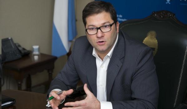 Casares, jefe de gabinete del ministerio que conduce Patricia Bullrich.