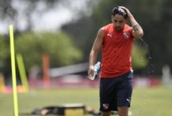 Martín Benítez se refirió a los rumores de una fuerte pelea entre los jugadores y Ariel Holan.