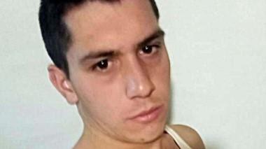 Jorge Olivera, el mecánico de 22 años asesinado de varios balazos.