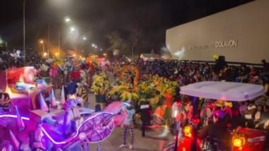 El desfile de carrozas, comparsas, murgas y disfraces se realizará a partir de las 22 horas en el corsódromo.