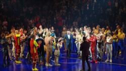 Messi y el Cirque du Soleil, un espectáculo mágico.