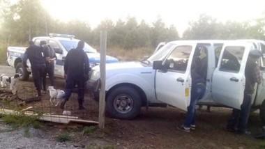 Los allanamientos se realizaron durante la jornada de ayer y se produjo una detención y varios secuestros.