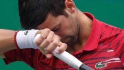 Nadal volverá a ser número 1 al caer Djokovic en 4tos de final de Shanghai.