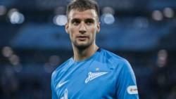 El defensor del Zenit sufrió la misma lesión el año pasado, que lo marginó del Mundial de Rusia.