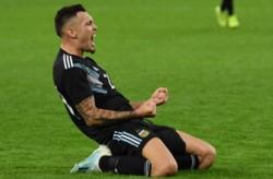 Como para no gritarlo así... ¡Debut en la Selección para Lucas Ocampos y gol para remontar un 0-2 ante Alemania!