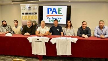 El Programa de la Fundación Espartanos, que promueve PAE, llegó a los clubes de la Unión Austral de Rugby