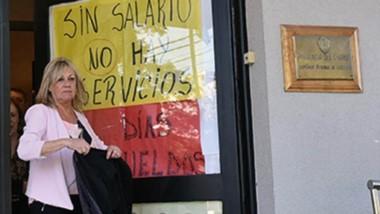 Rossana Artero en el Superior.