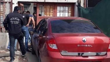 Los allanamientos se llevaron a cabo en el transcurso de la mañana de ayer en dos viviendas de Trelew.