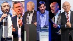 Los seis candidatos presidenciales participarán este domingo del primer debate obligatorio, que se realizará en la ciudad de Santa Fe.