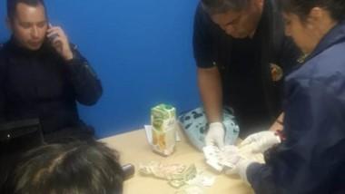 Criminalística intervino en el secuestro de los elementos recuperados