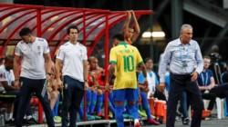 Brasil y un agrio empate con Nigeria: sin Neymar y sin brillo.
