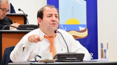 El concejal Martínez fue uno de los que trabajó el proyecto.