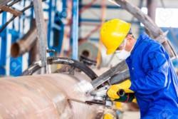 La producción industrial registró en agosto pasado una fuerte baja del 7,2% en comparación con igual período del 2018.