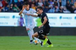 El Sub 23 de Argentina lo comenzó perdiendo, pero lo empató a través del Toto Belmonte y fue 1-1 contra México en un amistoso.