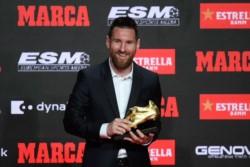Firmó 36 goles en 34 partidos disputados en la Liga 2018/19. El único futbolista que ha ganado seis veces el botín dorado como máximo goleador en las Ligas de Europa.